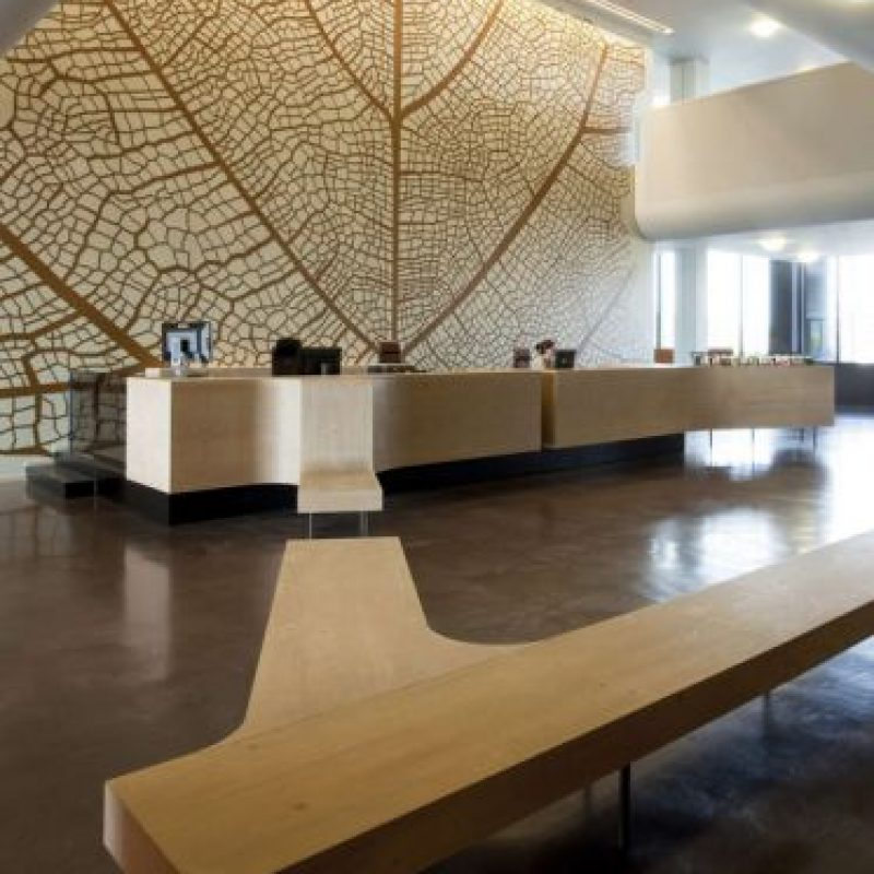 Categoría: Edificios municipales y de gobierno Foto:Vía Architizer/Philippe van Gelooven