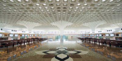 Categoría: Aeropuertos Foto:Vía Architizer/GVK