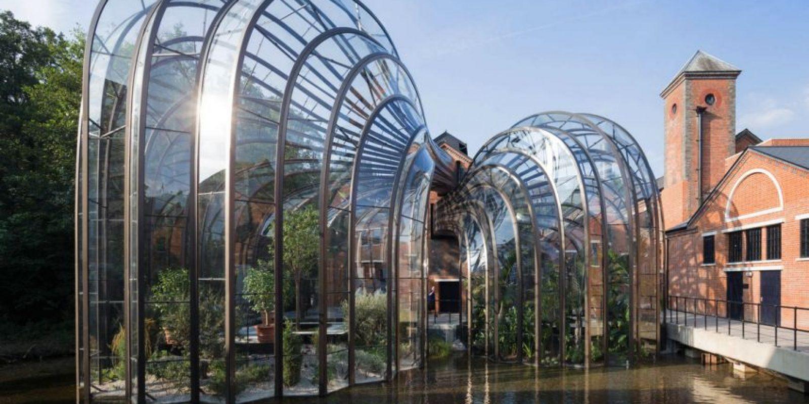 Categoría: Almacenes de fábricas Foto:Vía Architizer/Iwan Baan