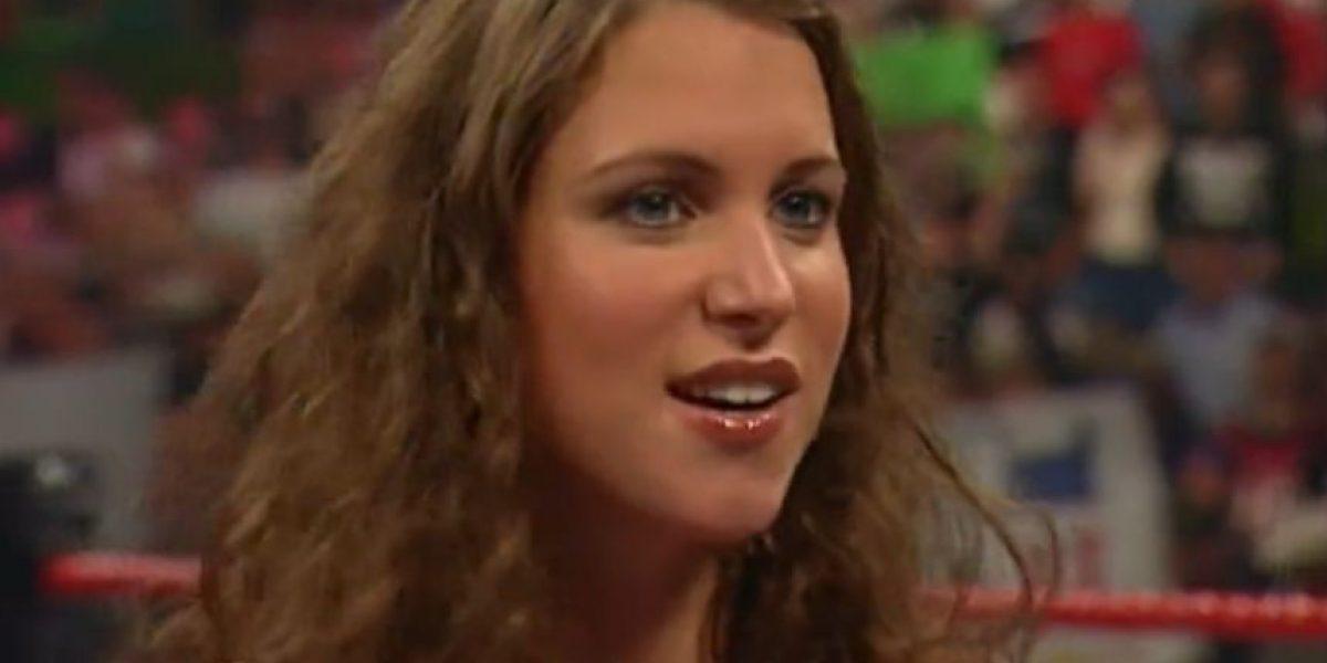ANTES Y DESPUÉS: Stephanie McMahon, la