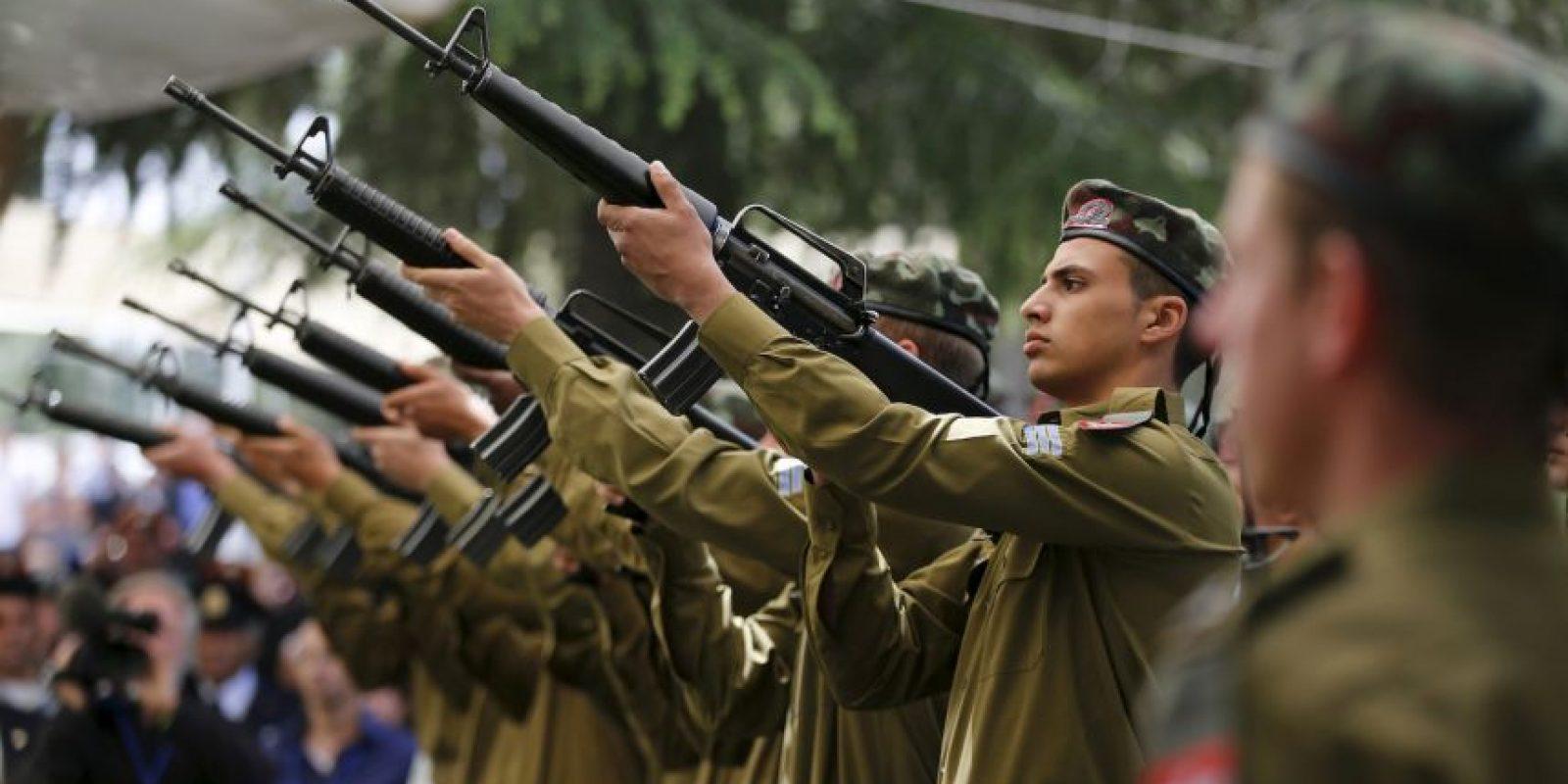 Principalmente aquellos en las Fuerzas de Defensa de Israel Foto:AFP