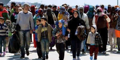 """""""Hundir las embarcaciones significa cortar la más macabra agencia de viajes de la historia"""", declaró Alfano Foto:AFP"""