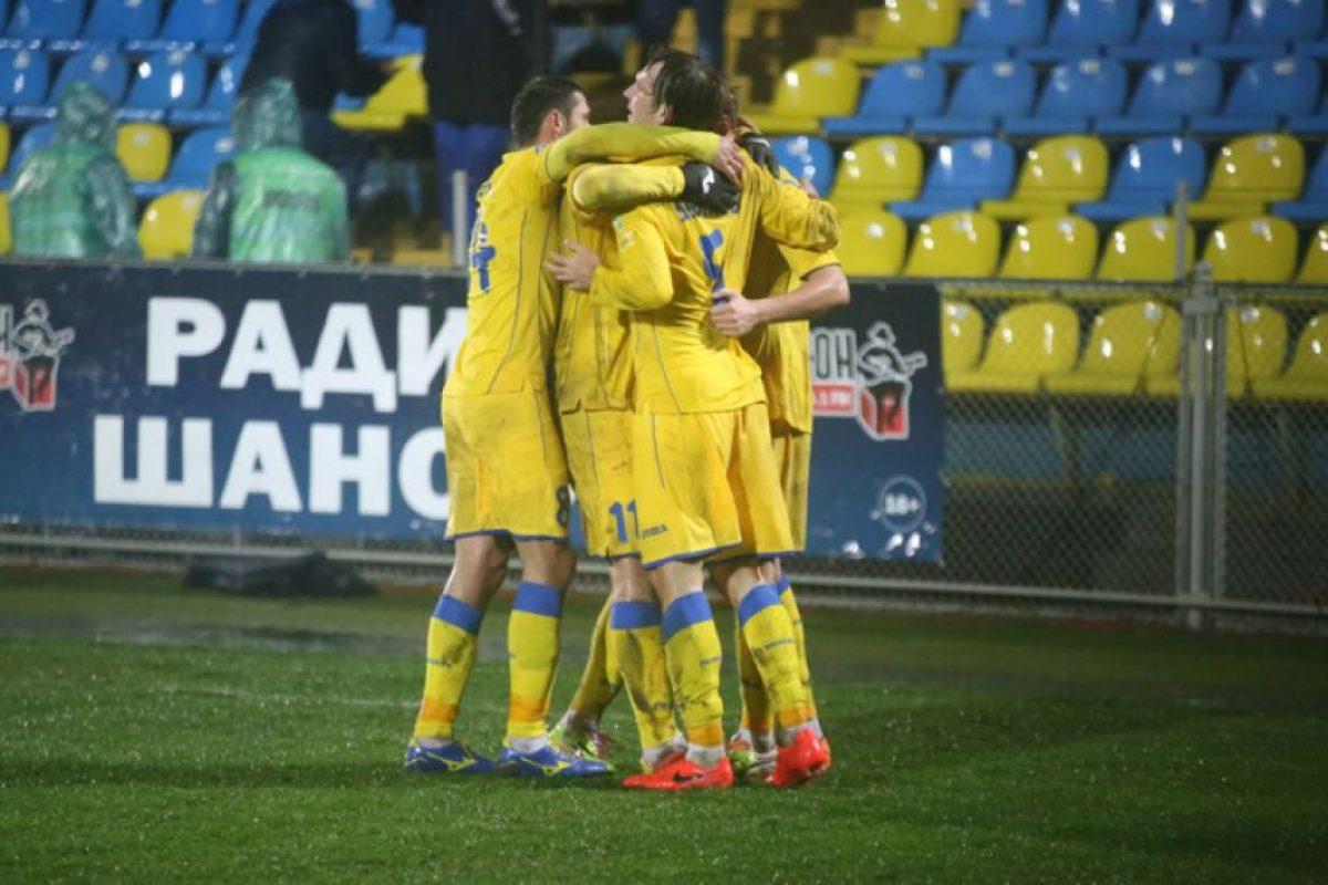 El FC Rostov juega en la Liga Premier de Rusia. Foto:fc-rostov.ru