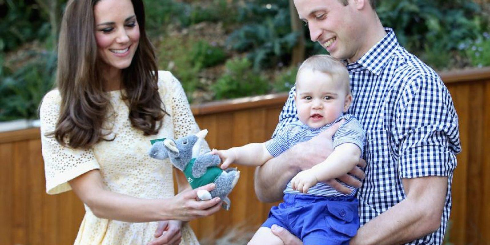 7. Expertos han indicado que el bebé real supondrá una mejoría en la economía del Reino Unido. Foto:Getty Images