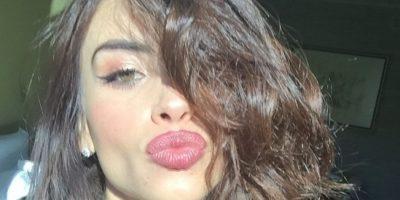 Jessica Cediel tiene los labios más provocativos de la farándula. Foto:Instagram Jessica Cediel