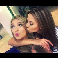 Laura Tobón es otra que encanta con sus besos. Foto:Instagram Laura Tobón