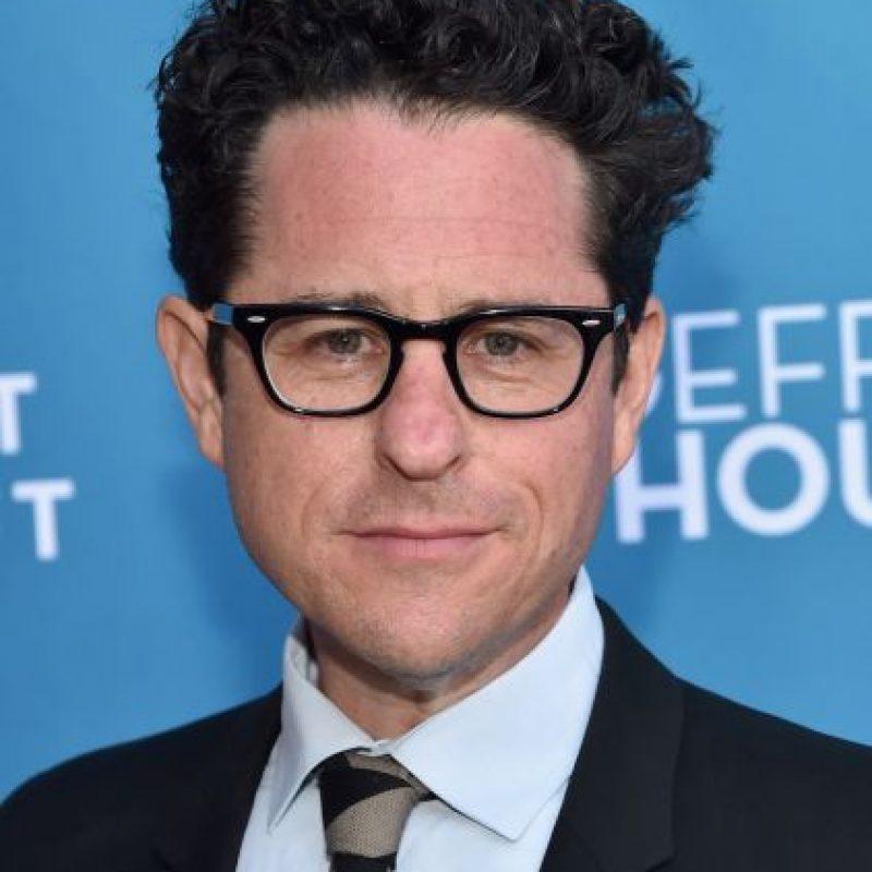 J.J. Abrams también aceptó el reto creado por Jimmy Kimmel Foto:Getty Images