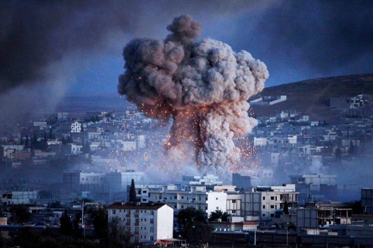 Es comúnmente señalada como una red de terrorismo internacional Foto:Getty Images