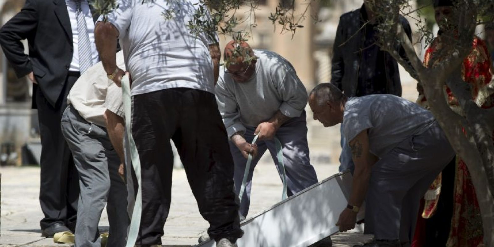 9. Comprometerse con los países vecinos a Libia Foto:AP