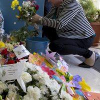 """""""Reino Unido podría contribuir más que hasta ahora"""", afirmó el mandatario. Foto:AP"""