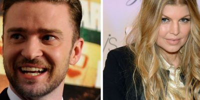 Justin Timberlake y Fergie salieron en 1996, cuando él tenía 16 y ella 23. Foto:vía Getty Images