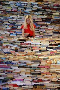 Este 23 de abril se festeja el Día Mundial del Libro y del Derecho de Autor. Foto:Getty Images