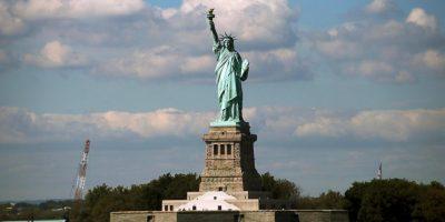 Estatua de la Libertad Foto:Getty Images