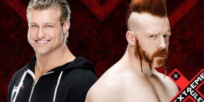 LUCHA DE BÉSAME EL TRASERO Foto:WWE