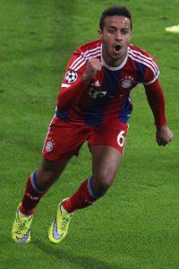 Mediocampista: Thiago Alcántara (Bayern Munich) Foto:Getty Images