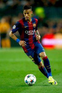 Delantero: Neymar (Barcelona) Foto:Getty Images
