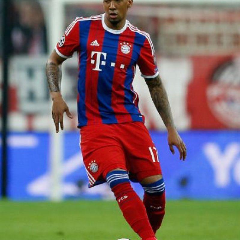 Anotó el segundo gol en el Allianz Arena, el cual le daba parcialmente la clasificación a los alemanes sobre el Porto. Al final, su equipo venció 6-1 a los lusos. Foto:Getty Images