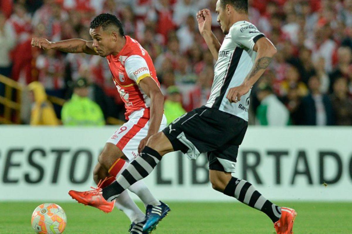 Independiente pasó a octavos y Atlas quedó eliminado. Foto:Getty Images