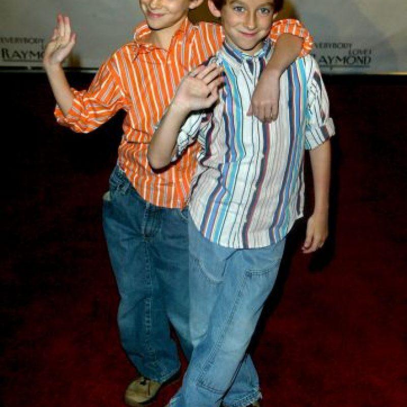 """Dio vida a """"Geoffrey"""", uno de los gemelos de la serie """"Everybody Loves Raymond Foto:Getty Images"""