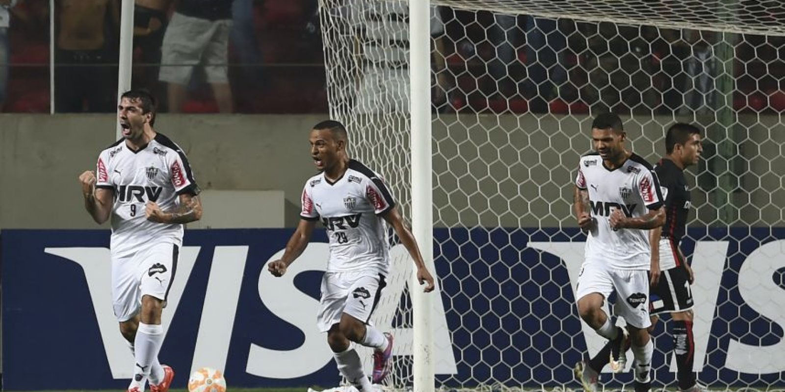 Atlético Mineiro 2-0 Colo Colo Foto:AP