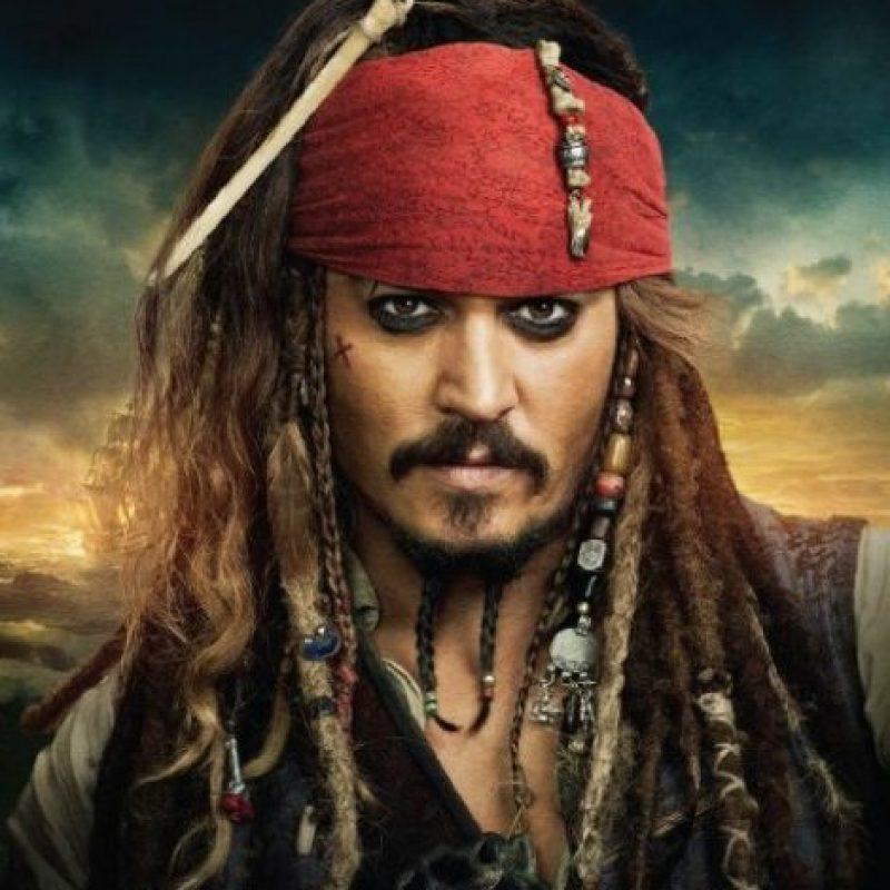 Para Jack Sparrow Foto:IMDb
