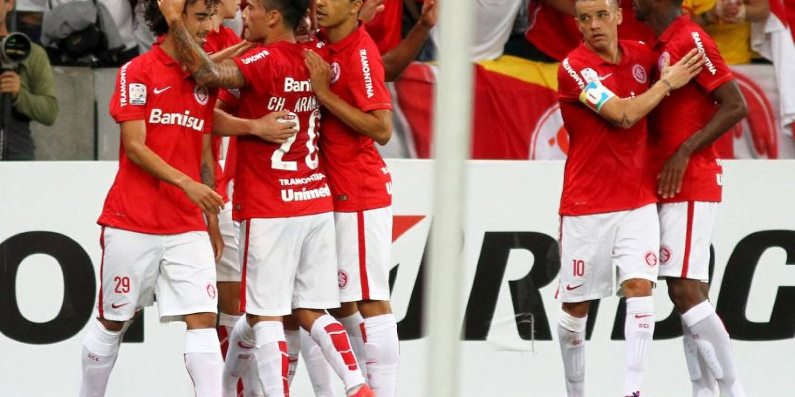 Internacional 1-0 The Strongest Foto:Getty Images