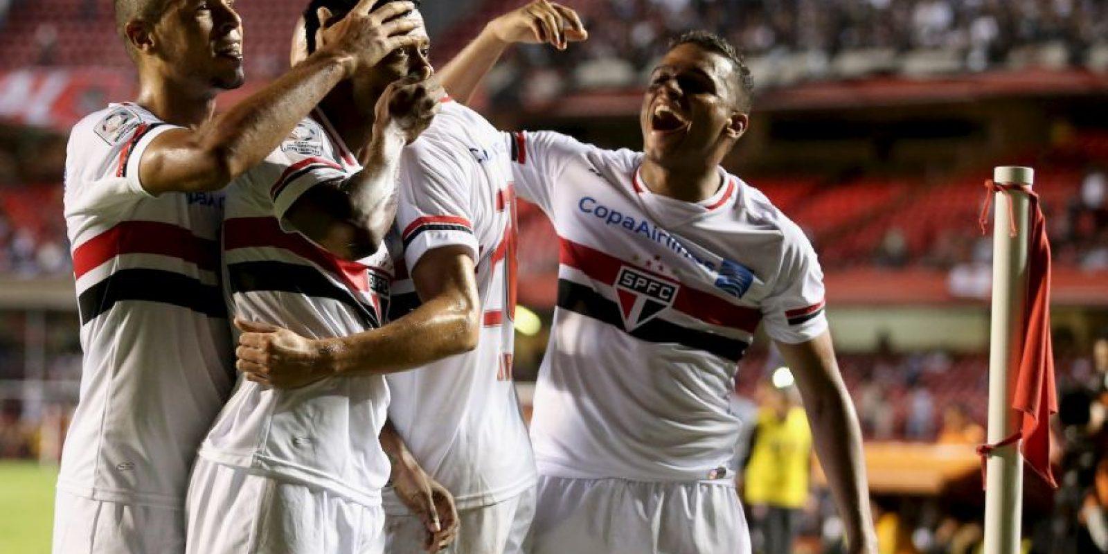 Sao Paulo 2-0 Corinthians Foto:Getty Images