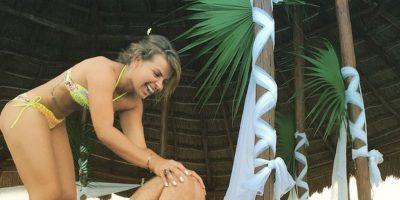 En una ceremonia íntima celebrada en Acapulco Foto:Vía instagram.com/lopfer/