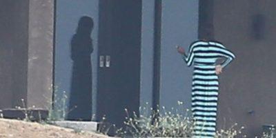 Una de las primeras imágenes de Bruce Jenner como mujer. Foto:The Grosby Group