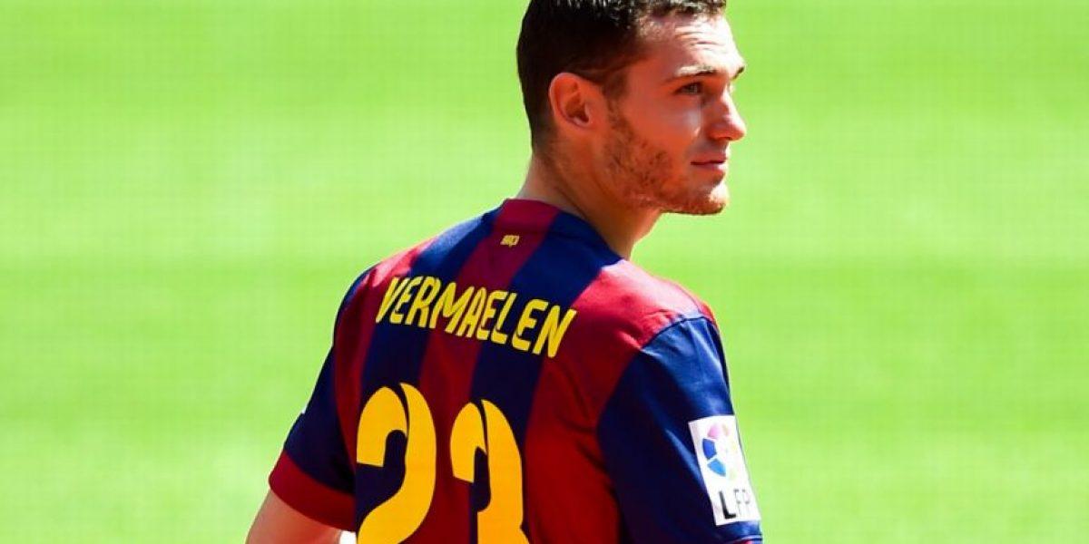 Vermaelen por fin fue dado de alta después de 8 meses
