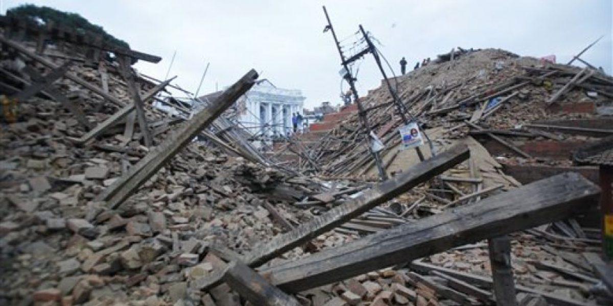 Terremoto de Nepal era una