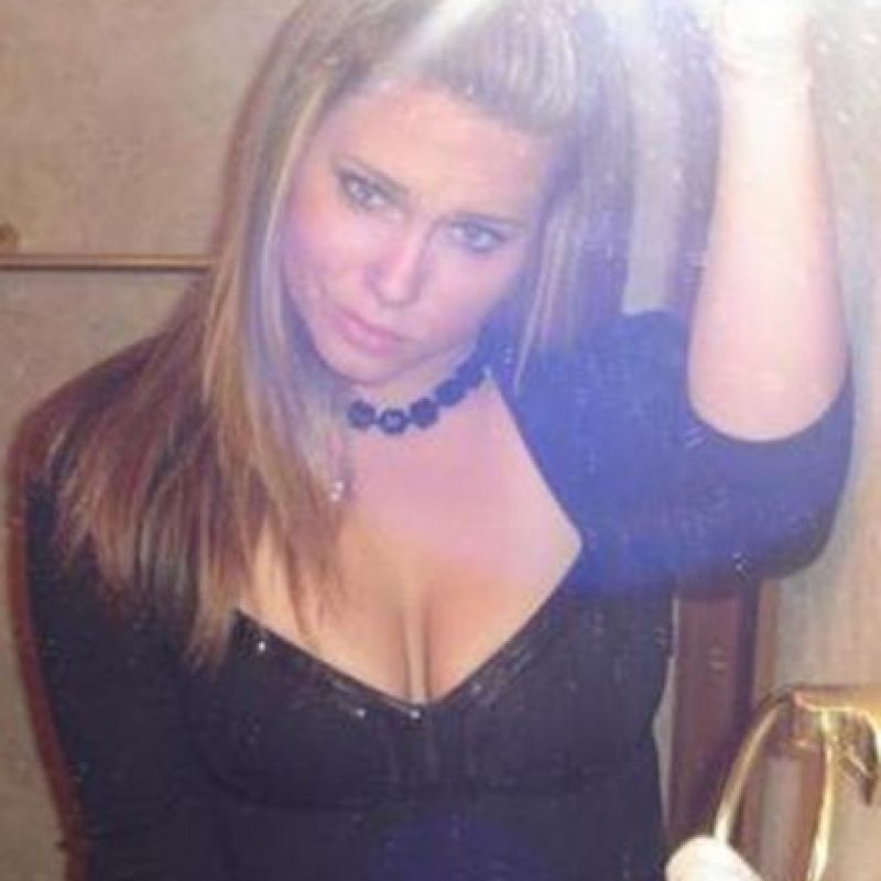 Todo se descubrió por una foto en el teléfono del joven. Ella salió libre en juicio. Foto:MySpace.