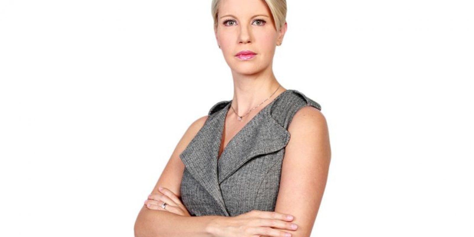 Claudia Gurisatti. La periodista abandonó el país y se radicó en Panamá luego de que la Fiscalía la atertara de un plan que existía para asesinarla. Foto:Cortesía RCN