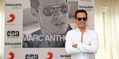 Marc Anthony es fanático del arte. Foto: Getty Images
