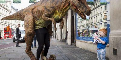 Diego Suárez, encuentró al primer dinosaurio del período Jurásico en Chile. Foto:Getty Images