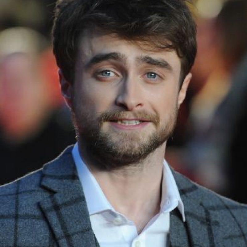 Daniel Radcliffe es un actor inglés de 25 años. Foto:Getty Images