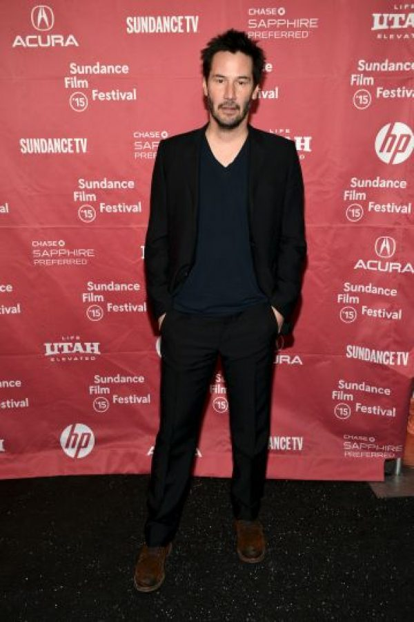 Pacquiao: Keanu Reeves, actor canadiense. Foto: Getty Images