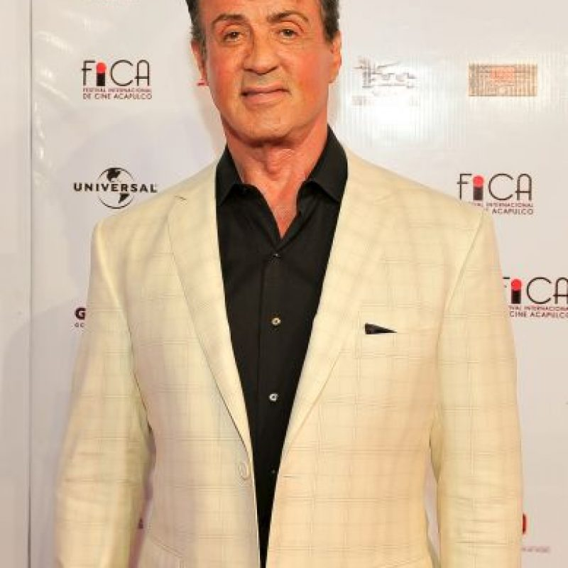 Sylvester Stallone Foto:Getty Images