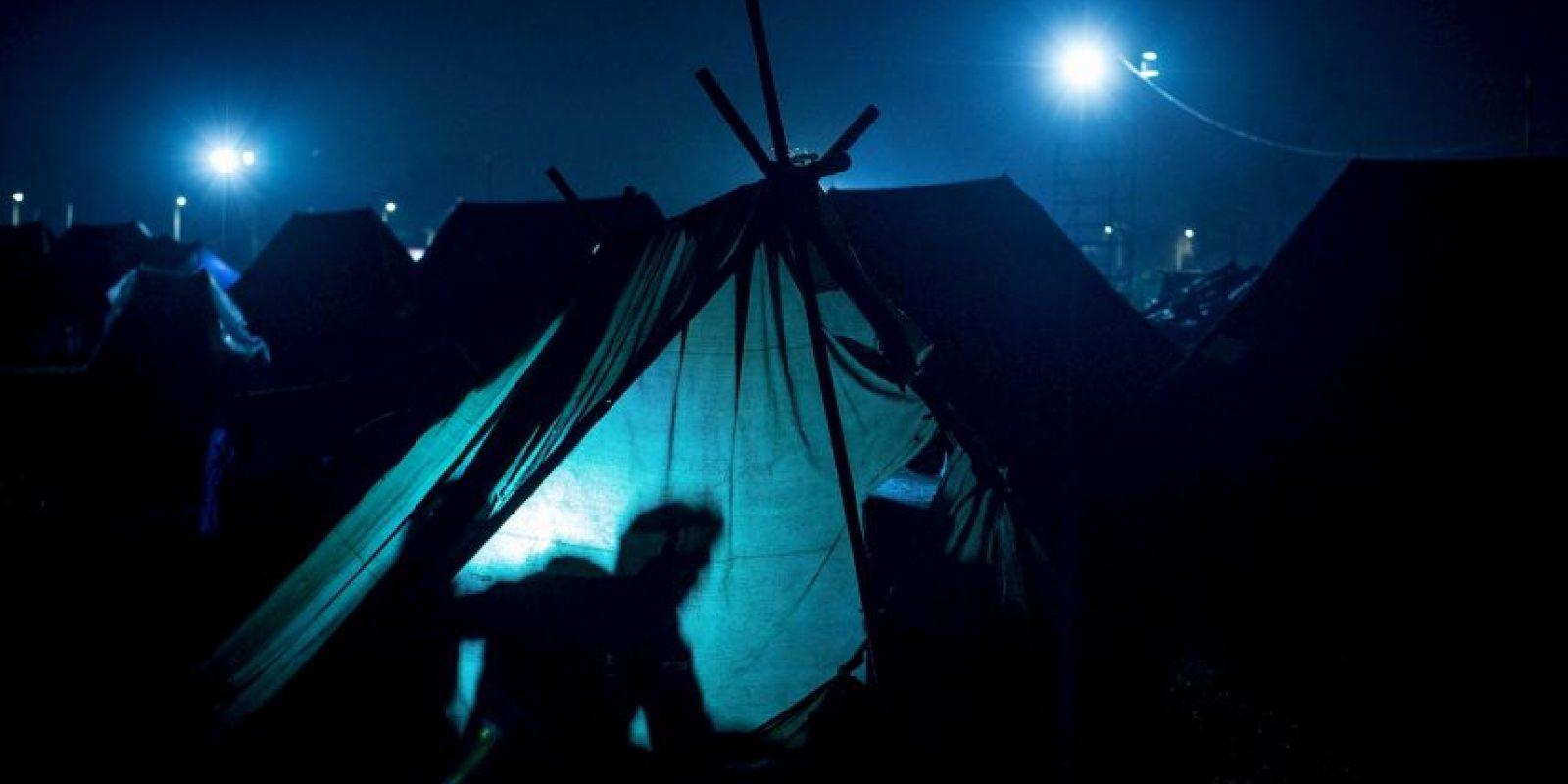 2. Sin embargo, el Gobierno de Nepal estima que la cifra podría alcanzar las 10 mil personas. Foto:Getty Images