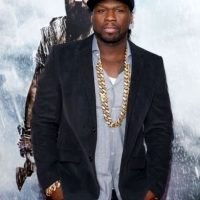 Mayweather: 50 Cent, rapero estadounidense. Foto: Getty Images