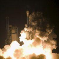 La NASA envió el satélite Messenger con dirección a Mercurio Foto:Getty Images