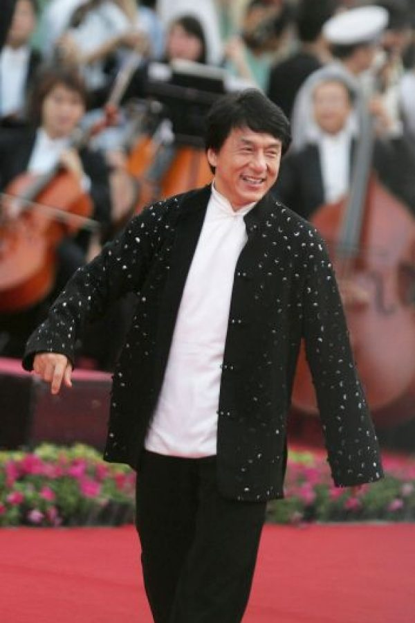 Jackie Chan Foto:Getty Images