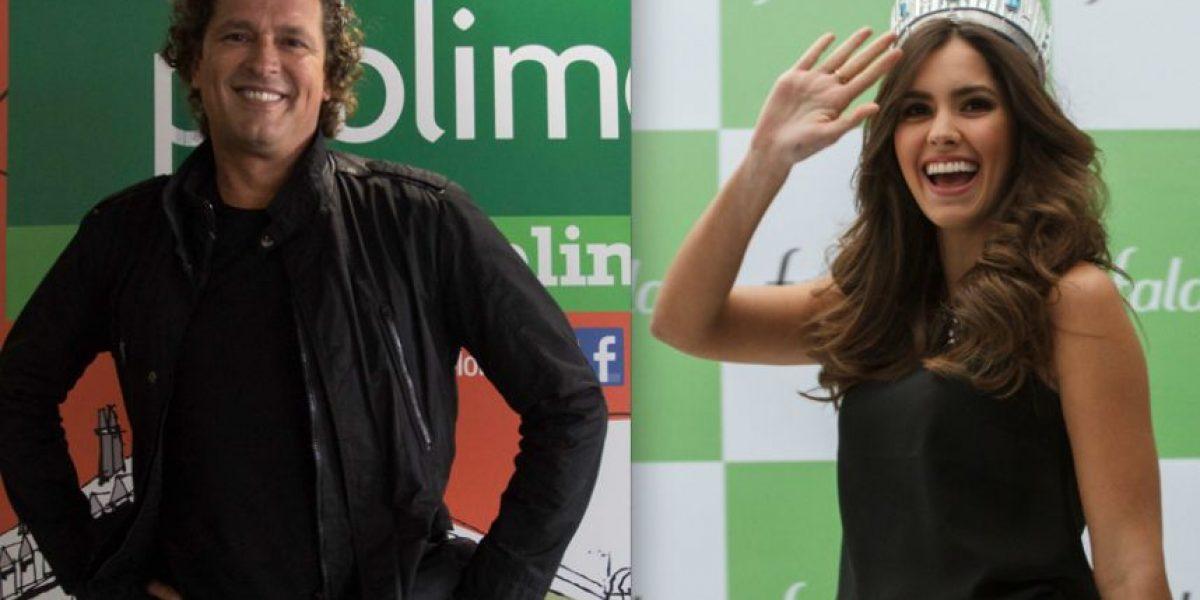 Paulina Vega sería la nueva musa de Carlos Vives en su próximo video
