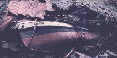 1. 22 de mayo de 1960, Valdivia, Chile: Con una magnitud de 9.5, es considerado uno de los más poderosos de la historia Foto:Wikimedia