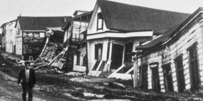 1. 22 de mayo de 1960, Valdivia, Chile: Causó la muerte de cuatro mil 485 personas aproximadamente y más de dos millones perdieron su hogar. Foto:Wikimedia