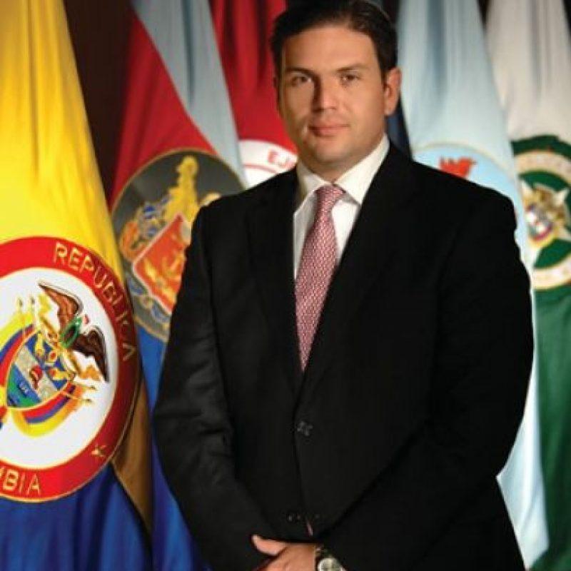 Ministro de Defensa, Juan Carlos Pinzón:
