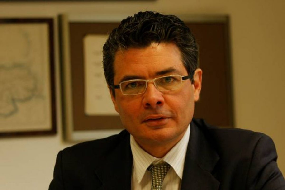 Ministro de Salud, Alejandro Gaviria: