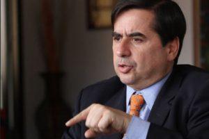 Ministro del Interior, Juan Fernando Cristo: