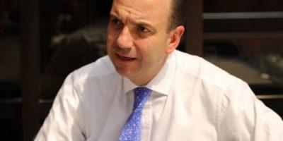 Ministro de Ambiente, Gabriel Vallejo
