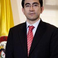 Ministro de las Tecnologías de la Información y la Comunicación, Diego Molano